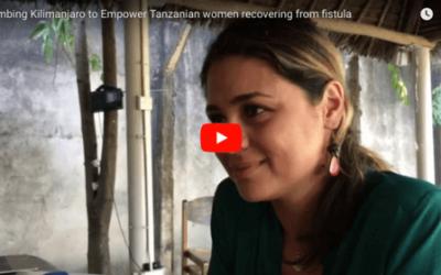 Visiting the Women of Dar Es Salaam, Tanzania