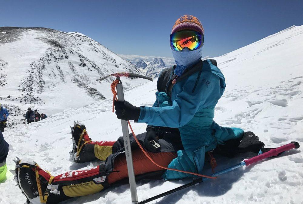 Climbing Elbrus